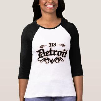 Detroit 313 t shirt