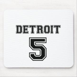 Detroit 5 mouse pad