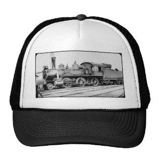 Detroit and Mackinac Railway Engine 113 Trucker Hat