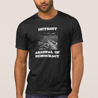 DETROIT Arsenal of Democracy T-Shirt