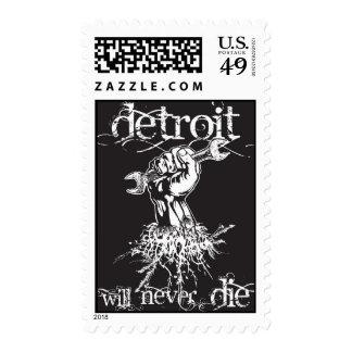 Detroit Automotive Postage