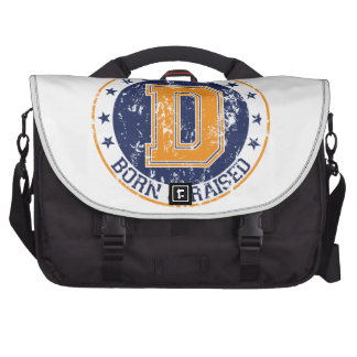 Detroit Born and Raised Commuter Bags