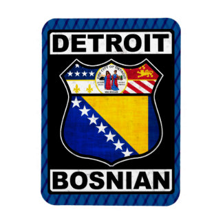 Detroit Bosnian American Magnet