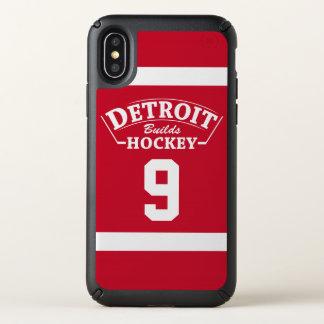 Detroit Builds Hockey iPhone Case