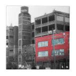 Detroit céntrica azulejo ceramica
