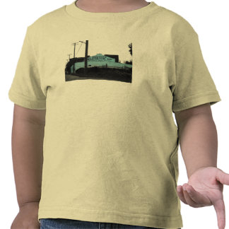 Detroit céntrica camisetas