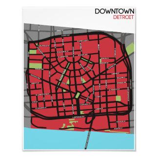 Detroit céntrica fotografías