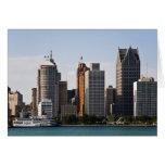 Detroit céntrica tarjetas