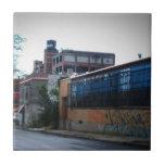 Detroit céntrica teja  ceramica