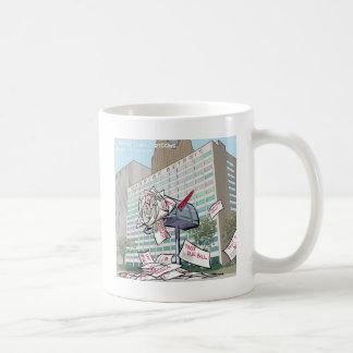 Detroit City Hall Funny Coffee Mug