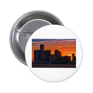 Detroit Cityscape 0516 Buttons