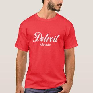 Detroit Classic (White Font) T-Shirt