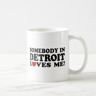 Detroit Coffee Mug