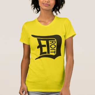 Detroit D T Shirts