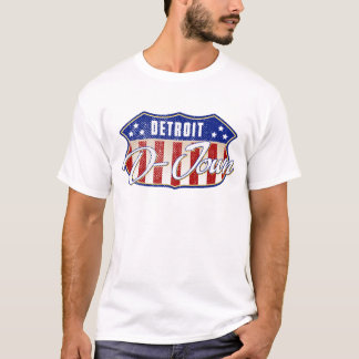 Detroit D-Town T-Shirt