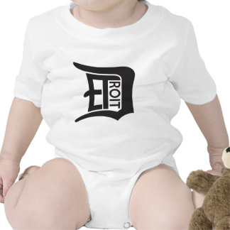 Detroit D T-shirt