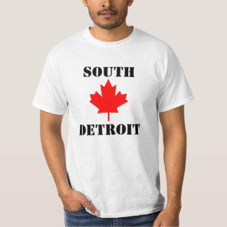 Detroit del sur playera
