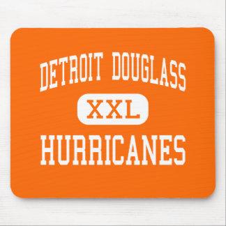 Detroit Douglass - Hurricanes - High - Detroit Mouse Pad