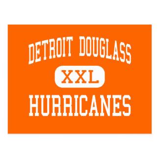 Detroit Douglass - Hurricanes - High - Detroit Postcard