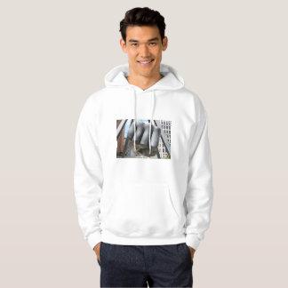Detroit fist hoodie