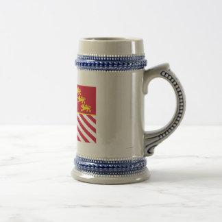 Detroit Flag Mugs