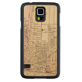 Detroit Funda De Galaxy S5 Slim Arce