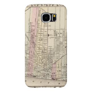 Detroit Funda Samsung Galaxy S6