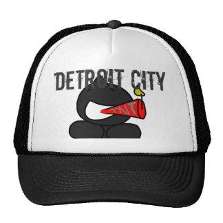 Detroit Gorras