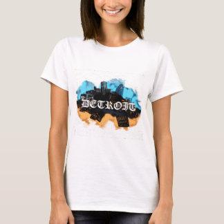 Detroit Graffiti T-Shirt
