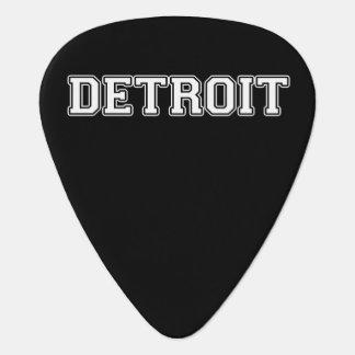 Detroit Guitar Pick
