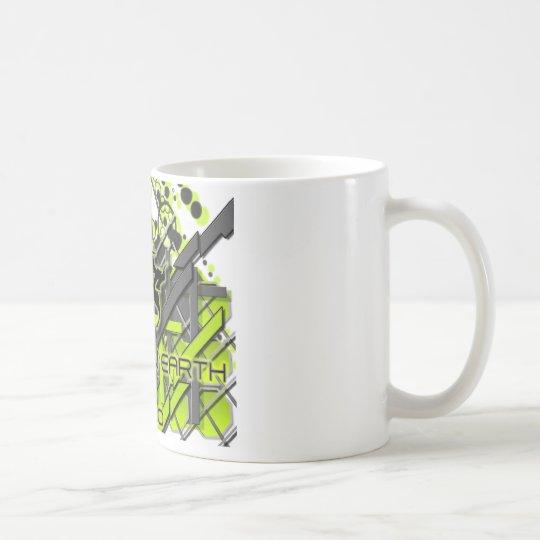 Detroit Heaven on Earth Project Coffee Mug