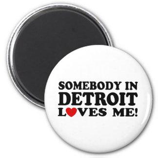 Detroit Iman De Frigorífico