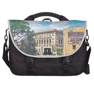 Detroit - Inspired by Palazzo Farnese Laptop Commuter Bag