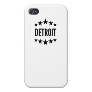 Detroit iPhone 4/4S Cover