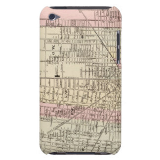 Detroit iPod Touch Cover