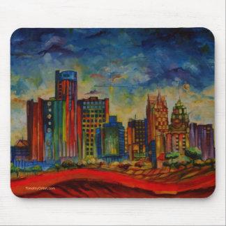 Detroit IV - Mousepad