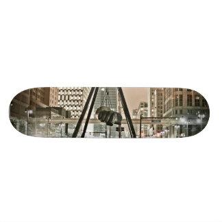 Detroit Joe Louis Fist - KOPhotoVogue Skateboard