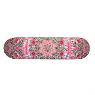 Detroit Lakes, MN - Practically Perfect #1 Skateboard Deck