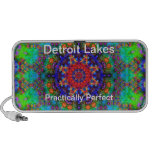 Detroit Lakes MN - Practically Perfect Notebook Speakers