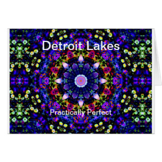 Detroit Lakes - Practically Perfect #3 Card