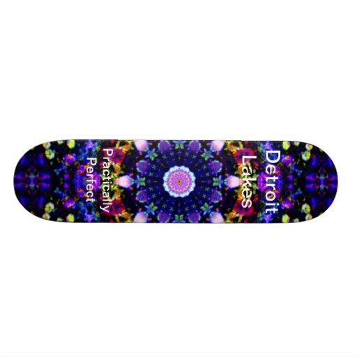 Detroit Lakes - Practically Perfect #3 Custom Skateboard