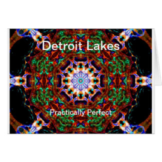 Detroit Lakes - Practically Perfect #4 Card