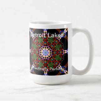 Detroit Lakes - Practically Perfect #4 Coffee Mug