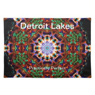 Detroit Lakes - Practically Perfect #4 Placemat