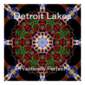Detroit Lakes - Practically Perfect #4 Poster