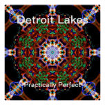 Detroit Lakes - Practically Perfect #4 Posters