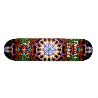 Detroit Lakes - Practically Perfect #4 Skateboard