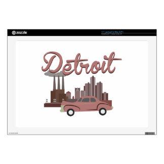 Detroit Laptop Skins