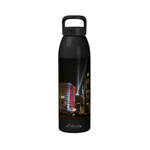 Detroit Liberty Water Bottle