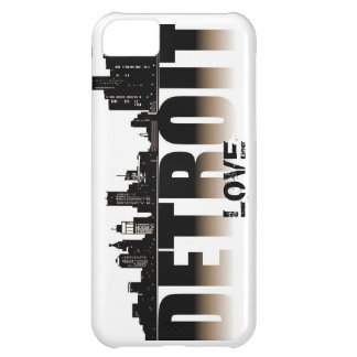 Detroit-Liebe Case For iPhone 5C